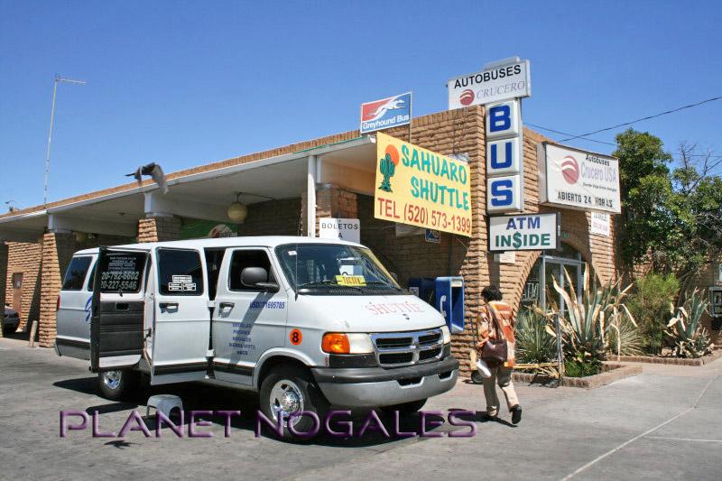 nogales arizona shuttles