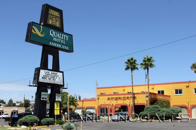 Planet Nogales Americana Hotel