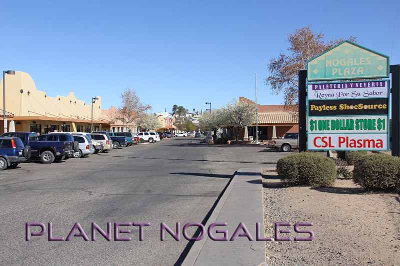 nogales arizona grand plaza