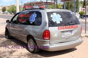 francisco olachea ambulance - planet nogales