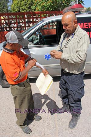 Panchito Olachea - Planet Nogales