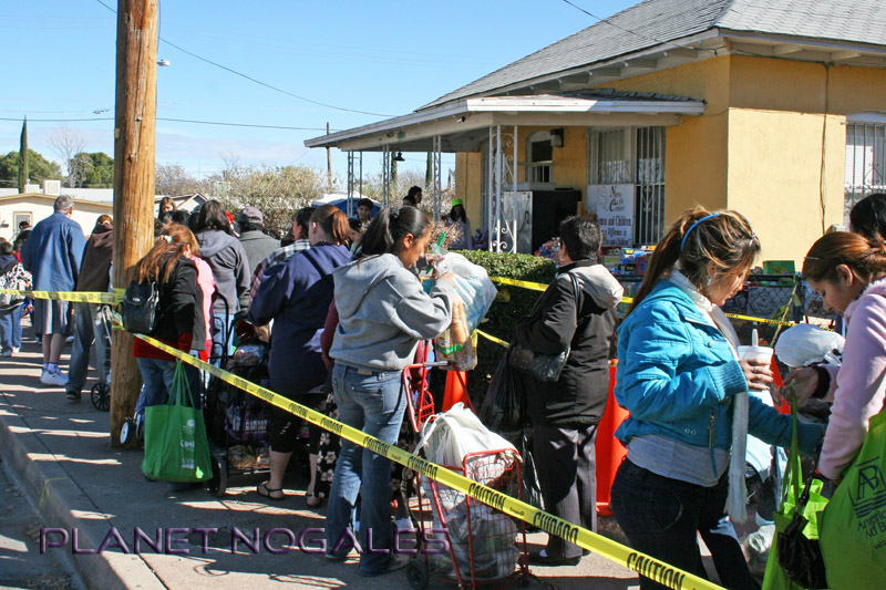 nogales crossroads mission shelter