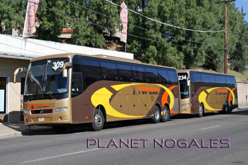 tufesa nogales bus terminal