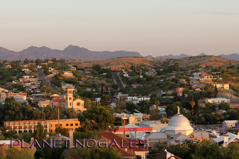 nogales arizona scenery