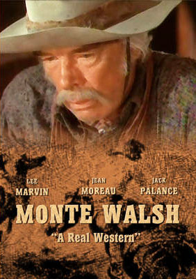"The movie ""Monte Walsh,"" was filmed in part at the Mescal movie set"