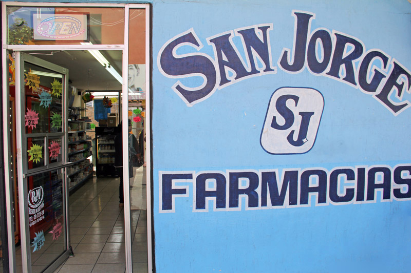 Nogales Farmacias San Jorge